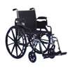 wheelchairs: Invacare - Wheelchair Tracer® SX5 Recliner, Builder 16 Inch
