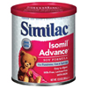 Nutritionals Feeding Supplies Feeding Supplies: Abbott Nutrition - Similac® Isomil® Infant Formula