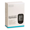 Glucose: Arkray - Blood Glucose Meter Glucocard® Expresson 6 Seconds Stores Up To 300 Results, 7-, 14-, and 30-Day Averaging No coding