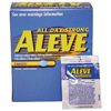 Bayer Aleve® Pain Relief 220 mg Strength Caplets, 100 per Bottle MON 57062700