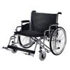 Merits Health Bariatric Wheelchair Removable Desk Arm Mag Black 28 (N572BMDZMU0) MON 825706EA