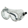 R3 Reliable Redistribution Resource Safety Goggles Bouton Side Vents Clear Tint Polycarbonate Lens Clear Frame Elastic Strap One Size Fits Most, 1/ EA MON 1123011EA