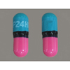 Novartis Antacid Prevacid 24 HR 15 mg Strength Capsule 28 per Box MON 57332700