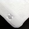 Royal Blue Washcloth Gladiator Indulgence 12 X 12 Inch White Reusable, 12/DZ MON 57458100