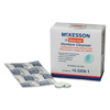 oral care: McKesson - Denture Cleaner Medi-Pak™ Tablet Fresh Scent, 40EA/BX