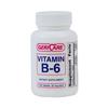 McKesson Vitamin B-6 Supplement 50 mg Strength Tablet 100 per Bottle MON 57852712