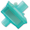 Respiratory Accessories Filters: Medtronic - DAR™ Mechanical Filter With Port