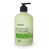 Skin Care: McKesson - Antimicrobial Soap Lotion 18 oz. Pump Bottle Herbal Scent