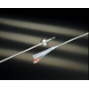 Urological Catheters: Bard Medical - Foley Catheter Lubri-Sil 2-Way Standard Tip 5 cc Balloon 16 Fr. Hydrogel Coated Silicone