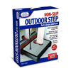 Jobar International Step Stool North American Health & Wellness Outdoor Step 1 4 Inch MON 59197101