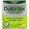 Par Pharmaceuticals Laxative Dulcolax® Tablet, 100 Per Box MON 59762700
