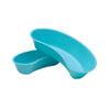 Medical Action Industries Emesis Basin Blue 1/2 qt. Plastic Reusable MON 60002900