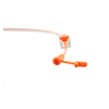 Specialty Medical Products Bifurcated Enteral Extension Set 60, Orange (NM-60ENENY) MON 60304600