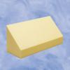 DeRoyal Positioning Wedge 8-1/2 X 11 X 24 Inch Foam Freestanding, 1/ EA MON 197230EA