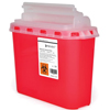 Exam & Diagnostic: McKesson - Sharps Container Prevent® 5.4 Quart Horizontal Entry Lid
