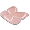 Smith & Nephew Foam Dressing Allevyn 9.125 x 9 Heel Adhesive Sterile MON 729695EA