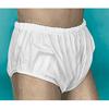 Essential Quik-Sorb® Unisex Vinyl Underwear, XL MON 60648600