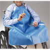 Hospital Apparel: Skil-Care - No-Flame® Smokers Apron Full Size
