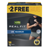 Kimberly Clark Professional Depend® Real Fit® Pull On Adult Absorbent Underwear MON 61013114