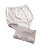 incontinence aids: First Quality - Knit Pant Prevail Unisex Knit Weave Medium Pull On
