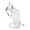 McKesson NonRebreather Oxygen Mask Elongated Adult One Size Fits Most Adjustable Elastic Head Strap MON 1018130EA