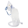McKesson NonRebreather Oxygen Mask Elongated Adult One Size Fits Most Adjustable Elastic Head Strap MON 61183950