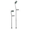 McKesson Forearm Crutch Adult Steel 300 lbs., 6/CS MON 1095260CS