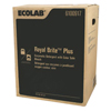 cleaning chemicals, brushes, hand wipers, sponges, squeegees: Ecolab - Royal Brite Plus Enzymatic Detergent with Color Safe Bleach, 45 lb.