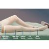 Medtronic Anti-embolism Stockings T.E.D. Knee-High 2 XL, Regular MON 62420300