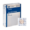 """Ring Panel Link Filters Economy: Medtronic - Adhesive Spot Bandage Curity 0.875"""" Diameter Plastic Round Tan"""