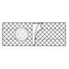 Nu-Hope Laboratories Nu-Form™ Hernia Belt (6424), 1/BX MON 62444900