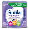 Abbott Nutrition Similac® Total Comfort™ Infant Formula MON 62592601