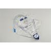 Cardinal Health Curity Urinary Drain Bag Mono-Flo Anti-Reflux Valve 2000 mL Vinyl MON 10132EA