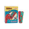 Dukal Adhesive Strip Stat Strip® 3/4 x 3 Plastic Rectangle Kid Design (Clifford) Sterile, 100/BX MON 63022012