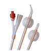 Coloplast Foley Catheter Folysil 2-Way Coude Tip 5 - 15 cc Balloon 14 Fr. Silicone MON 651033BX