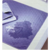 """Pitt Tru Mil: Beck's Classic - Underpad Indicator 34"""" x 36"""" Reusable Polyester / Rayon Heavy Absorbency"""