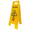 Saalfeld Redistribution Caution Sign Caution MON 671534EA
