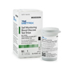 Glucose: McKesson - Blood Glucose Test Strips McKesson TRUE METRIX® 50 Test Strips Per Box