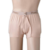Posey Hipsters® Unisex & Hip Protection Briefs, Beige, Medium MON 64173000