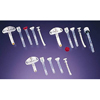 Cardinal Health Laryngectomy Tube Size 6 Cuffless MON 1153562EA