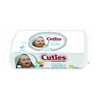 Personal Care & Hygiene: First Quality - Cuties® Premium Sensitive Skin Baby Wipes, Soft Pack, 72 EA/PK