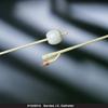 Urological Catheters: Bard Medical - Foley Catheter The Bardex I.C. 2-Way Standard Tip 5 cc Balloon 16 Fr. Silver / Hydrogel Coated Latex