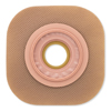 Hollister Skin Barrier New Image Pre-Cut, Standard Wear Tape Borders 2-1/4 Inch Flange Red Code Flexwear 1-1/4 Inch Stoma, 5/BX MON 1102251BX