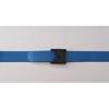 Posey Gait Belt Premium EZ Clean® 60 Inch Blue Nylon MON 65463000