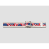 Transfer Aids Safety Transfer Belts: Posey - Gait Belt 54 Inch Stars and Stripes Cotton