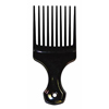 "McKesson - Hair Pick Medi-Pak 5-1/2"" Black Polypropylene"