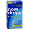 McKesson Sinus Relief sunmark 1% Strength Nasal Drops 1 oz., 1/ EA MON 65712700