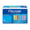 Ascensia Diabetes Care Lancet Microlet®, 100/BX, 24BX/CS MON 1087745CS