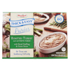 thick & easy: Hormel Health Labs - Puree Thick & Easy® Purees 7 oz. Bowl Turkey with Stuffing / Green Beans Ready to Use Puree
