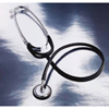 Ring Panel Link Filters Economy: ADC - Bowles Stethoscope Proscope™ 662 Black 1-Tube 22 Inch Tube Single Sided Chestpiece - Diaphragm Only